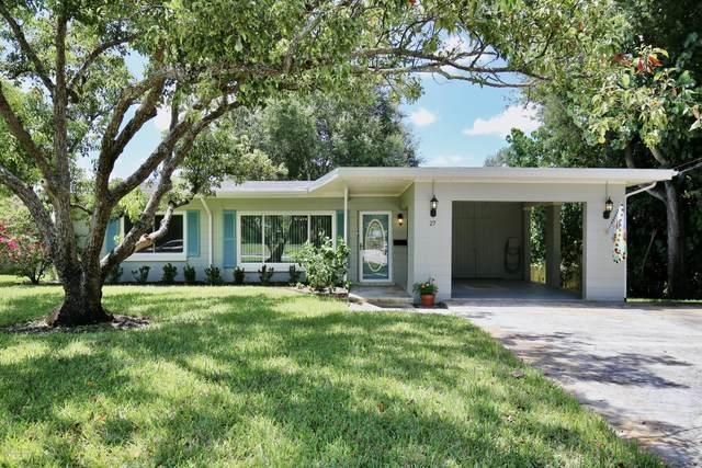 27 Vermont Avenue, Rockledge, FL 32955 (MLS #881691) :: Blue Marlin Real Estate