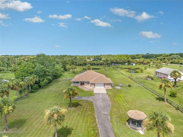 5230 Fishtail Palm Avenue, Cocoa, FL 32927 (MLS #881697) :: Engel & Voelkers Melbourne Central