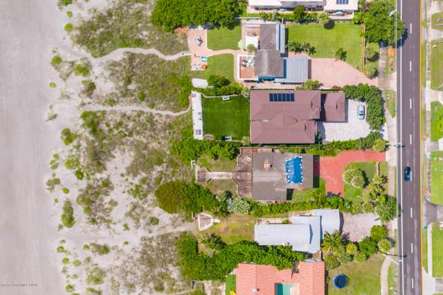 945 S Atlantic Avenue, Cocoa Beach, FL 32931 (MLS #881707) :: Engel & Voelkers Melbourne Central