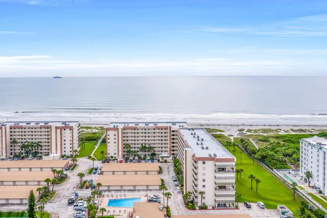 1830 N Atlantic Avenue C106, Cocoa Beach, FL 32931 (MLS #881753) :: Engel & Voelkers Melbourne Central