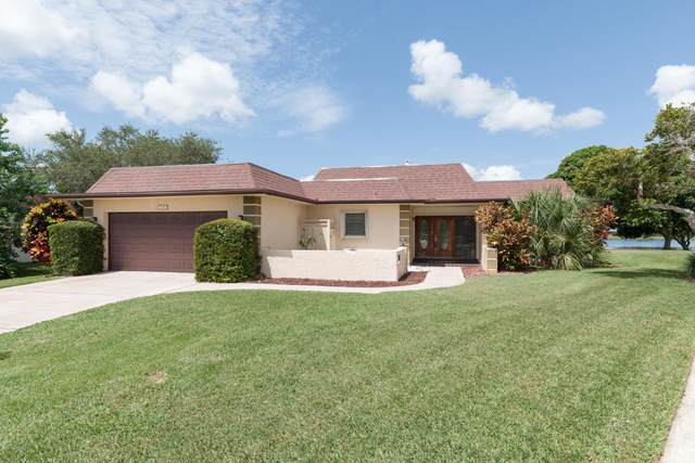 1080 Park Ridge Place, Melbourne, FL 32940 (MLS #881761) :: Blue Marlin Real Estate