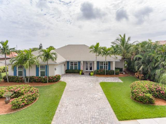133 Island View Drive, Indian Harbour Beach, FL 32937 (MLS #881797) :: Engel & Voelkers Melbourne Central