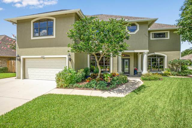 1401 Blueberry Drive, Titusville, FL 32780 (MLS #881807) :: Blue Marlin Real Estate