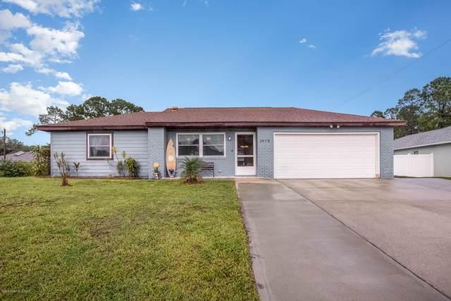 2655 Peralta Drive SE, Palm Bay, FL 32909 (MLS #881808) :: Engel & Voelkers Melbourne Central