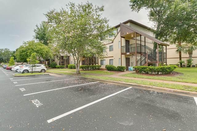 7801 Maplewood Drive #917, West Melbourne, FL 32904 (MLS #881813) :: Engel & Voelkers Melbourne Central