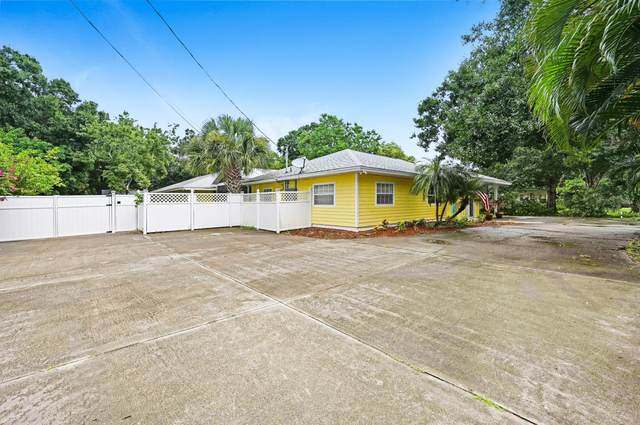 1702 Trimble Road, Melbourne, FL 32934 (MLS #881815) :: Engel & Voelkers Melbourne Central