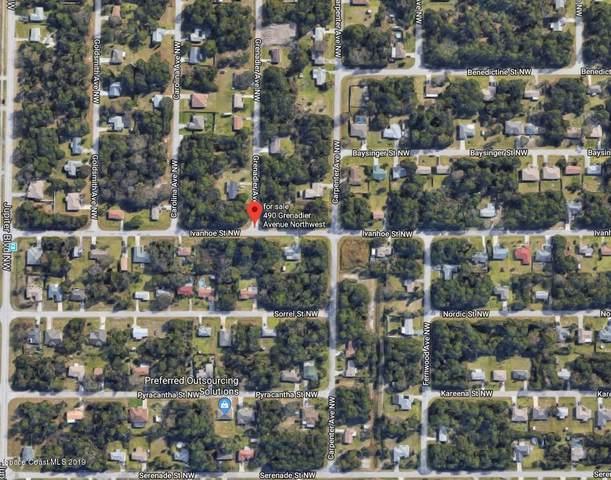 490 Granadier Avenue NW, Palm Bay, FL 32907 (MLS #881821) :: Engel & Voelkers Melbourne Central