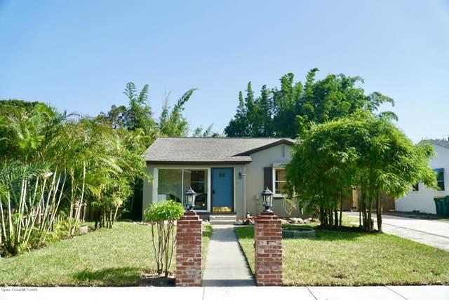 515 E Fee Avenue, Melbourne, FL 32901 (MLS #881824) :: Blue Marlin Real Estate