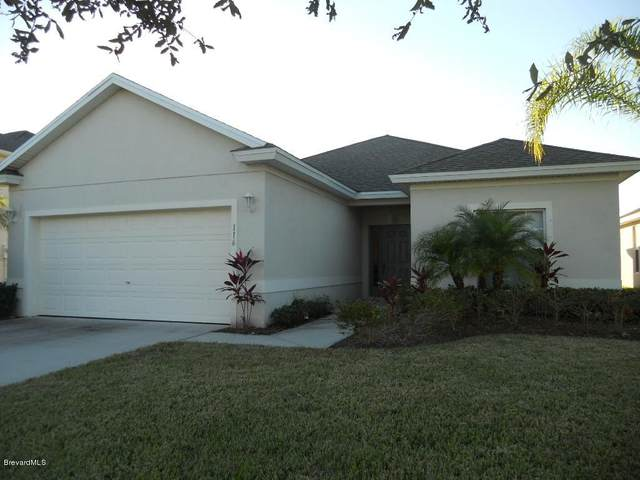 116 SW Wishing Well Circle SW, Palm Bay, FL 32908 (MLS #881863) :: Engel & Voelkers Melbourne Central