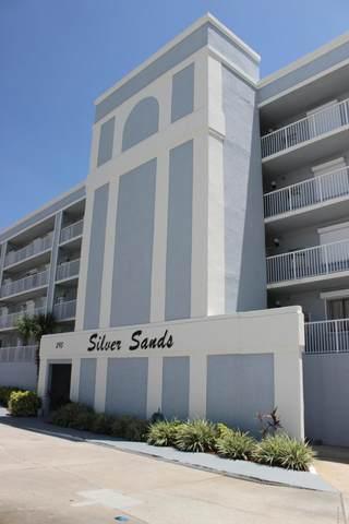 295 Florida A1a #407, Satellite Beach, FL 32937 (MLS #881864) :: Engel & Voelkers Melbourne Central