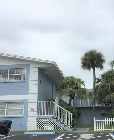 302 Lincoln Avenue #13, Cape Canaveral, FL 32920 (MLS #881867) :: Engel & Voelkers Melbourne Central
