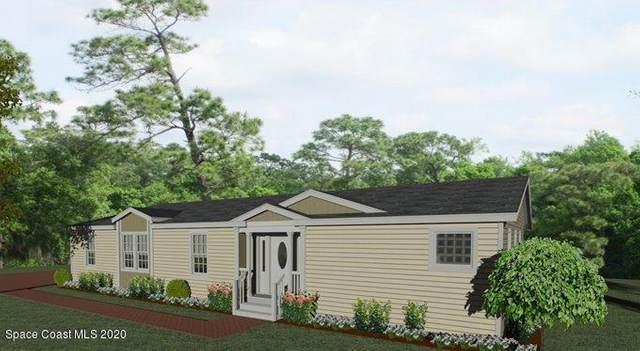 2721 SW Valentine Avenue SW, Palm Bay, FL 32908 (MLS #881874) :: Premier Home Experts