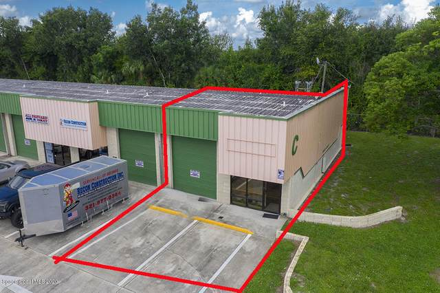 3815 N Highway 1 C10, Cocoa, FL 32926 (MLS #881888) :: Blue Marlin Real Estate