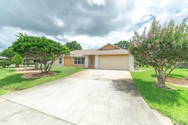 150 Nesbitt Street NE, Palm Bay, FL 32907 (MLS #881905) :: Blue Marlin Real Estate
