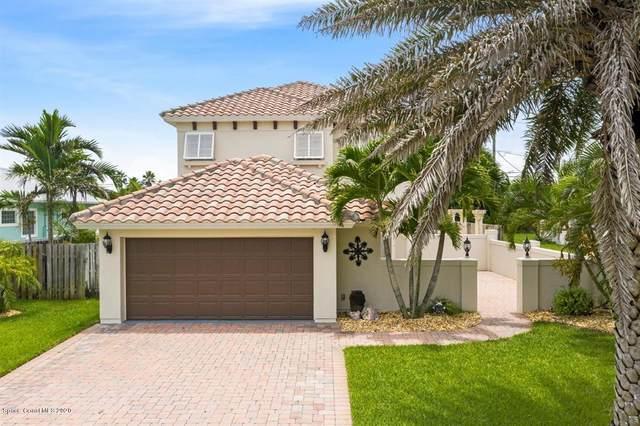 209 3rd Avenue, Melbourne Beach, FL 32951 (MLS #881912) :: Premium Properties Real Estate Services