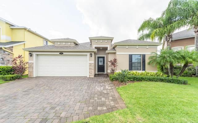 1520 Bourke Lane, Melbourne, FL 32940 (MLS #881917) :: Blue Marlin Real Estate
