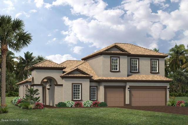 8418 Crimson Drive, Melbourne, FL 32940 (MLS #881936) :: Blue Marlin Real Estate