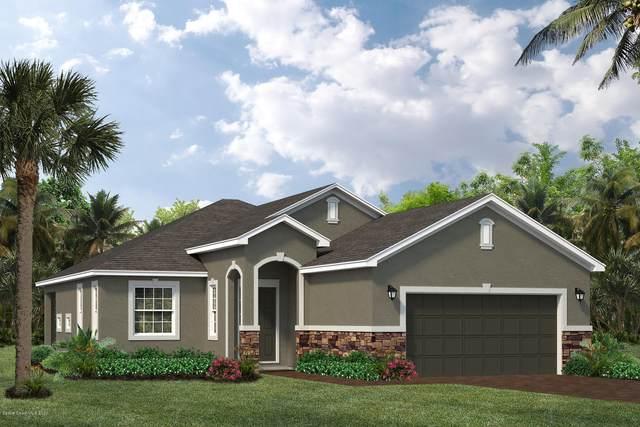 3169 Ribbon Grass Drive, Melbourne, FL 32940 (MLS #881945) :: Premium Properties Real Estate Services