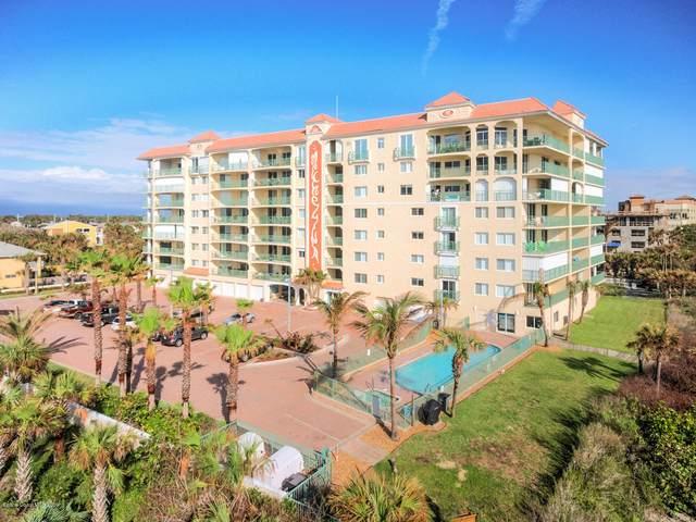 420 Harding Avenue #801, Cocoa Beach, FL 32931 (MLS #881979) :: Premium Properties Real Estate Services