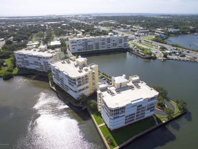 134 Starboard Lane #208, Merritt Island, FL 32953 (MLS #881981) :: Premium Properties Real Estate Services