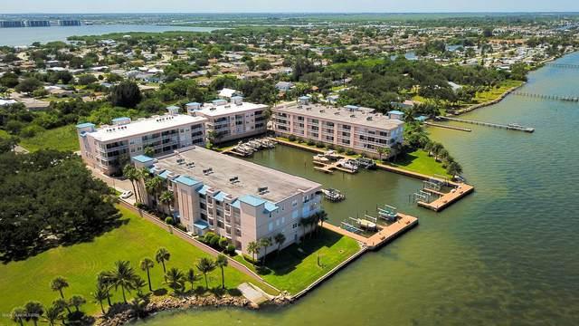 540 S Banana River Drive #302, Merritt Island, FL 32952 (MLS #882029) :: Blue Marlin Real Estate