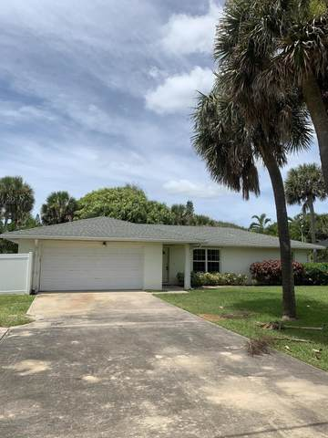 7820 S Highway A1a, Melbourne Beach, FL 32951 (MLS #882096) :: Armel Real Estate