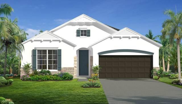 730 Boughton Way, West Melbourne, FL 32904 (MLS #882109) :: Blue Marlin Real Estate