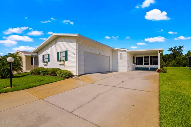355 Outer Drive, Cocoa, FL 32926 (MLS #882156) :: Engel & Voelkers Melbourne Central