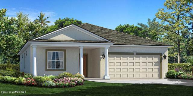 8476 Laguna Circle, Micco, FL 32976 (MLS #882168) :: Premium Properties Real Estate Services