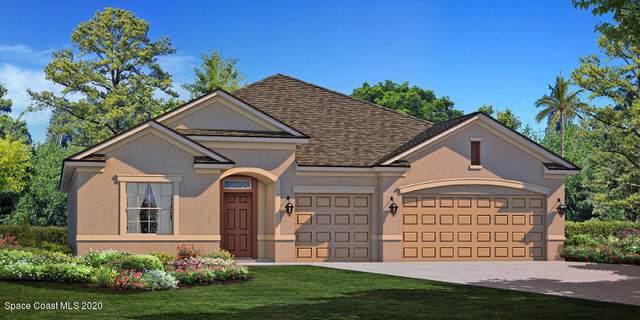 8466 Laguna Circle, Micco, FL 32976 (MLS #882180) :: Premium Properties Real Estate Services