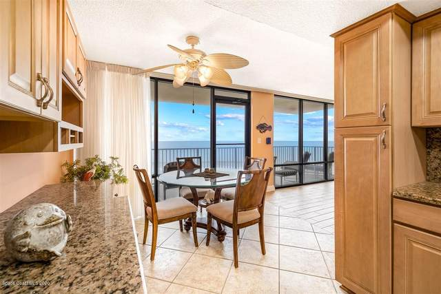 1343 Highway A1a 3B, Satellite Beach, FL 32937 (MLS #882193) :: Engel & Voelkers Melbourne Central