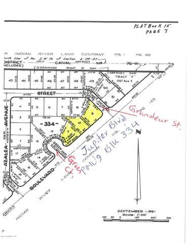 1298 Grandeur Street SE, Palm Bay, FL 32909 (MLS #882239) :: Premier Home Experts
