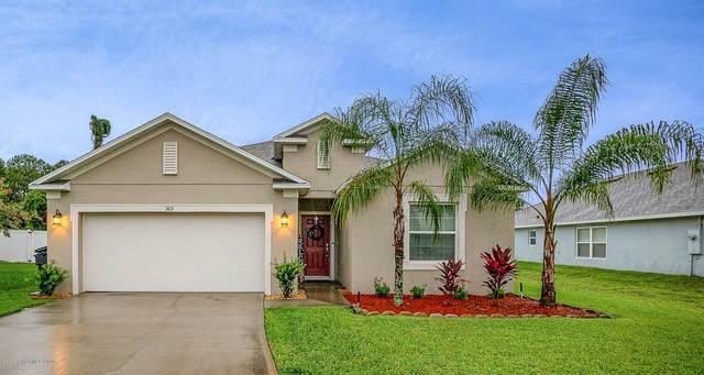505 Breakaway Trail, Titusville, FL 32780 (MLS #882240) :: Blue Marlin Real Estate