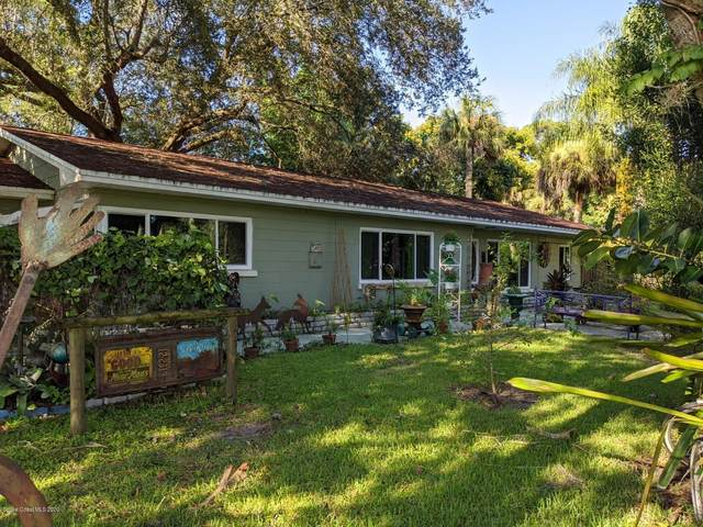 7623 Lakeview Drive, West Melbourne, FL 32904 (MLS #882308) :: Blue Marlin Real Estate