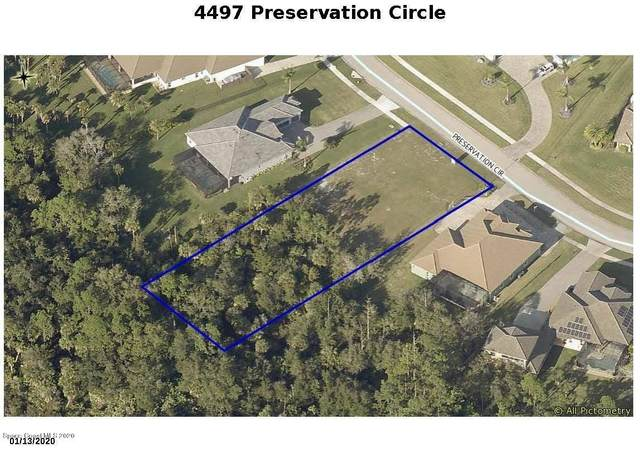 4497 Preservation Circle, Melbourne, FL 32934 (MLS #882320) :: Engel & Voelkers Melbourne Central