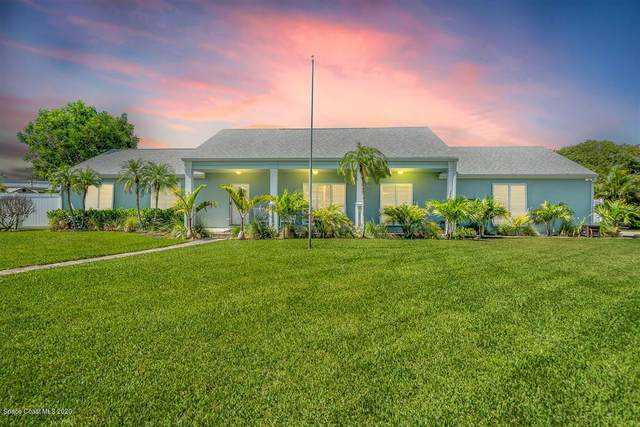 1742 Bay Shore Drive, Cocoa Beach, FL 32931 (MLS #882323) :: Engel & Voelkers Melbourne Central
