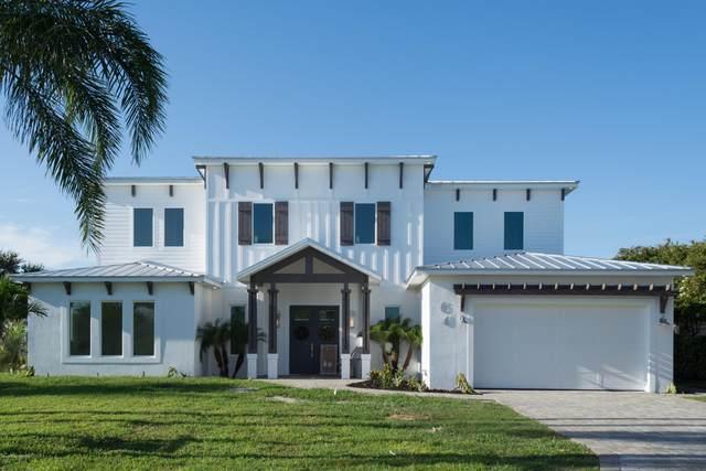 64 Country Club Road, Cocoa Beach, FL 32931 (MLS #882359) :: Blue Marlin Real Estate
