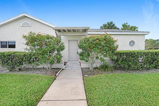 1440 Malibu Circle NE #107, Palm Bay, FL 32905 (MLS #882385) :: Blue Marlin Real Estate