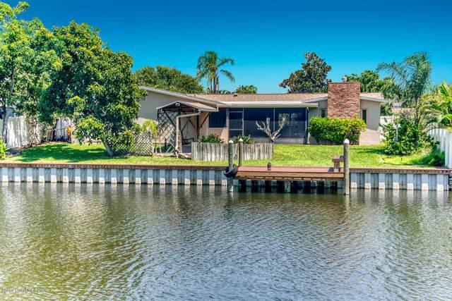 430 Skylark Boulevard, Satellite Beach, FL 32937 (MLS #882392) :: Blue Marlin Real Estate