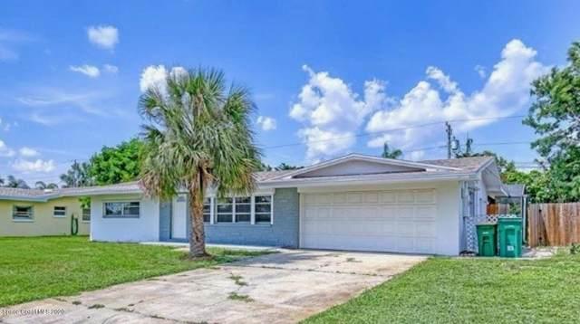 206 Greenway Avenue, Satellite Beach, FL 32937 (MLS #882401) :: Armel Real Estate