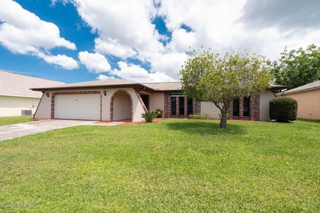 291 Bougainvillea Street NW, Palm Bay, FL 32907 (MLS #882405) :: Armel Real Estate
