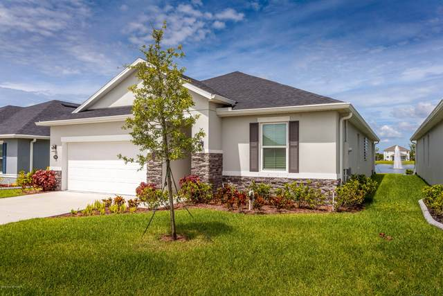954 Potenza Drive, West Melbourne, FL 32904 (MLS #882411) :: Blue Marlin Real Estate