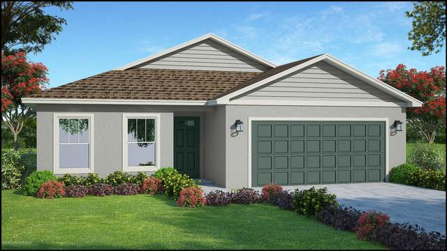141 Knight Street SE, Palm Bay, FL 32909 (MLS #882421) :: Armel Real Estate