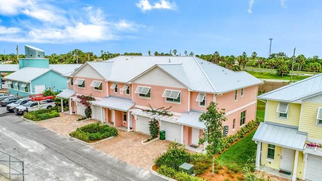 211 Ivory Coral Lane #102, Merritt Island, FL 32953 (MLS #882438) :: Engel & Voelkers Melbourne Central