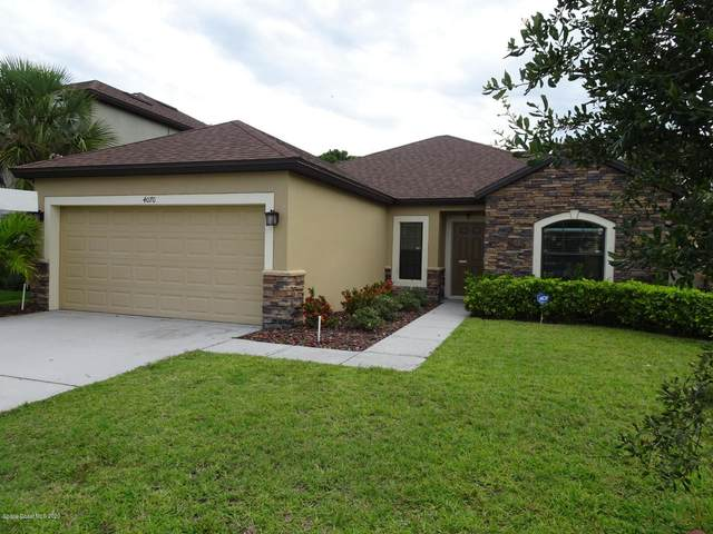4070 Millicent Circle, Melbourne, FL 32901 (MLS #882445) :: Blue Marlin Real Estate
