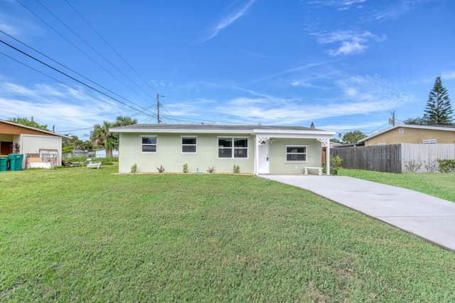 4354 Thistleberry Drive, Melbourne, FL 32935 (MLS #882502) :: Blue Marlin Real Estate