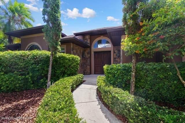 972 Easterwood Court SE, Palm Bay, FL 32909 (MLS #882508) :: Engel & Voelkers Melbourne Central