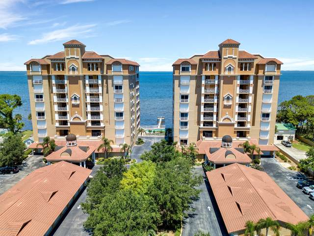 3203 S Washington Avenue 902A, Titusville, FL 32780 (MLS #882526) :: Blue Marlin Real Estate