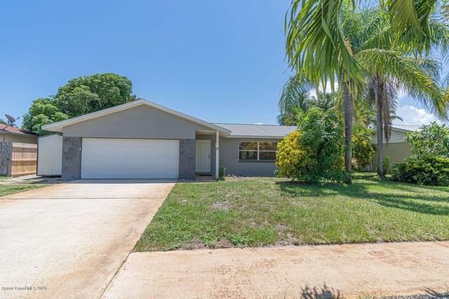 1003 Flotilla Club Drive, Indian Harbour Beach, FL 32937 (MLS #882539) :: Premium Properties Real Estate Services