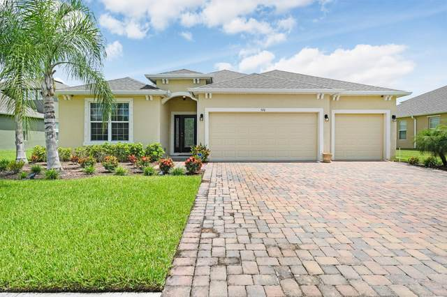 570 Easton Forest Circle SE, Palm Bay, FL 32909 (MLS #882571) :: Engel & Voelkers Melbourne Central